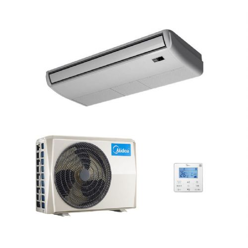 Midea Air Conditioning Ceiling And Floor Heat Pump Inverter 5Kw To 16Kw A++